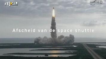 RTL Nieuws Afscheid van de spaceshuttle