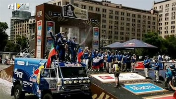 Rtl Gp: Dakar 2012 - De Trucks: Complete Samenvatting Dakar 2013