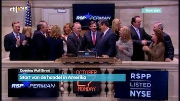 Rtl Z Opening Wall Street - Afl. 212