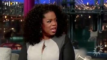 RTL Boulevard Oprah aangevallen door olifant