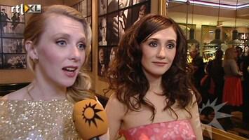 RTL Boulevard Premiere Jackie met Carice en Jelka van Houten