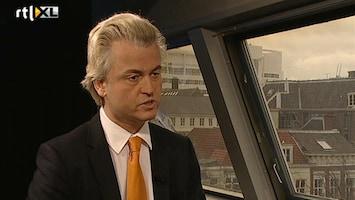 RTL Nieuws Wilders merkt ontevredenheid Henk en Ingrid
