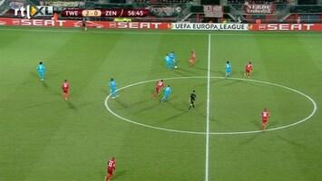 """RTL Voetbal: Uefa Cup RTL Voetbal: Uefa Europa League Samenvattingen """"RTL Voetbal: Uefa Europa League Fc Twente - Zenit St. Petersburg (samenvatting)"""