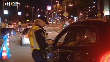 RTL Nieuws Minder mensen met alcohol op achter het stuur