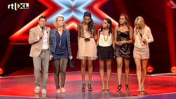 X Factor Herkansing Sim'ran en Jantine