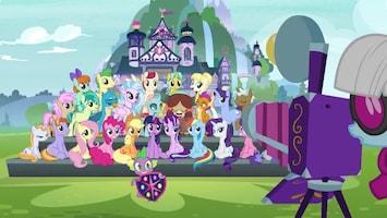 My Little Pony Vriendschap in gevaar
