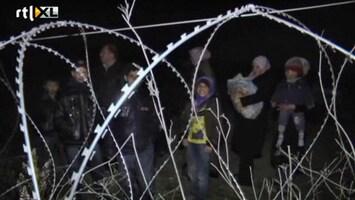 RTL Nieuws Duizenden Syriërs op de vlucht