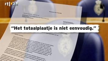 RTL Nieuws Griekenland redden kost wél 109 miljoen