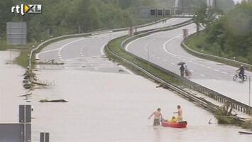 RTL Nieuws Ergste overstromingen in eeuwen