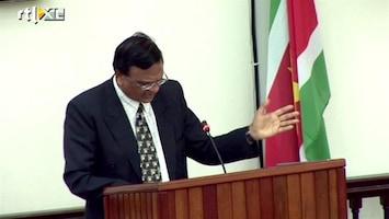 RTL Nieuws Kans amnestie Bouterse wordt groter