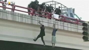 RTL Nieuws Politie Mexico redt opgehangen tiener
