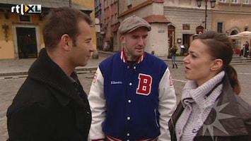 RTL Boulevard Ben Saunders en Soraya uit elkaar