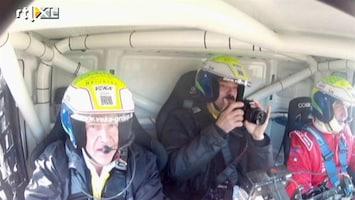 RTL GP: Dakar Pre-proloog Taxirit 3 Peter Versluis