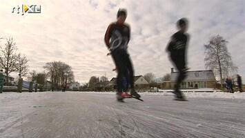 RTL Nieuws Toertochen op ijs gaan morgen door