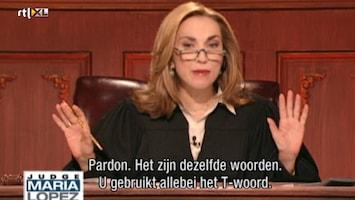 Judge Maria Lopez Afl. 123