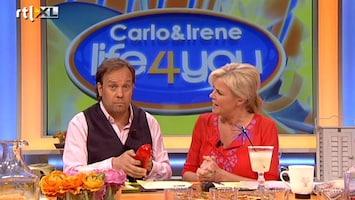 Carlo & Irene: Life 4 You Gekkigheid uit de actualiteit
