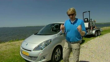Gek Op Wielen Trekauto: Renault Grand Scénic
