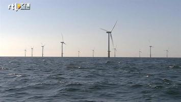 RTL Nieuws Honderden nieuwe windmolens op zee