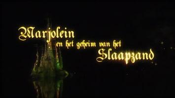 Marjolein En Het Geheim Van Het Slaapzand - Eind Goed, Al Goed