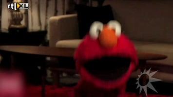 RTL Boulevard Being Elmo met Kevin Clash