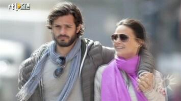 RTL Boulevard Huwelijk voor Zweedse prins Carl Philip en Sofia?