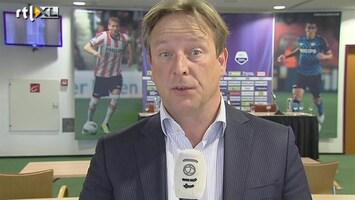 RTL Nieuws Rutten direct weg bij PSV