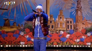 Holland's Got Talent Ink Kid Choco (rap)