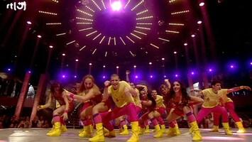 So You Think You Can Dance Groepschoreo