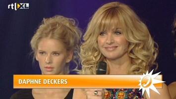 RTL Boulevard Daphne over stop Holland's Next Top Model