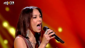 X Factor Rochelle - Superwoman