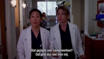 Grey's Anatomy - I Was Made For Lovin' You