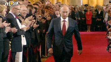 RTL Nieuws Veel onvrede over herbenoeming 'tsaar' Poetin
