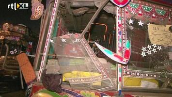RTL Nieuws Doden en gewonden bij bomaanslag Pakistan