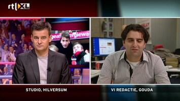 RTL Sport Inside Verslaggever VI over Twente en SC Heerenveen