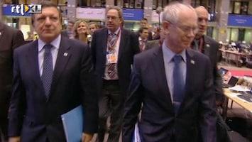 RTL Nieuws Opluchting op beurs na akkoord Brussel