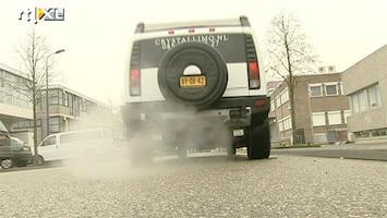 RTL Nieuws Geen hoger parkeertarief vervuilende auto