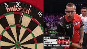 RTL 7 Darts: World Grand Prix Afl. 4