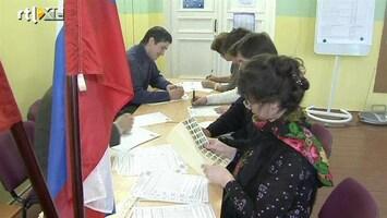 RTL Nieuws Rusland klaar voor presidentsverkiezingen