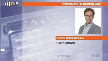 RTL Nieuws 'We nemen genoegen met A en B'