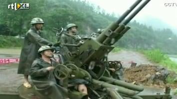 RTL Nieuws Chinees leger vecht tegen droogte