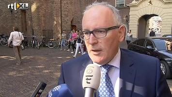 RTL Nieuws Kamer terug van reces om Syrië