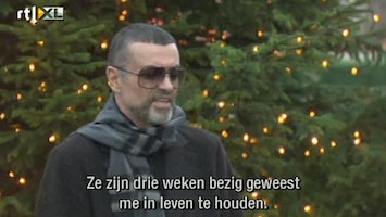 RTL Nieuws Emotionele speech George Michael
