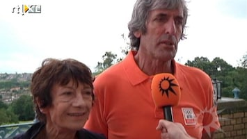 RTL Boulevard Familie trots op Marianne Vos