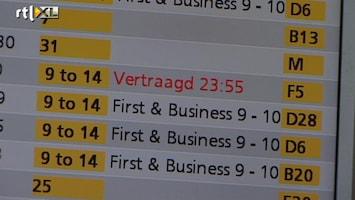 RTL Nieuws Haast nooit geld terug bij vertraging vliegtuig