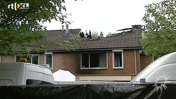 RTL Boulevard Heftige brand in Cuijk