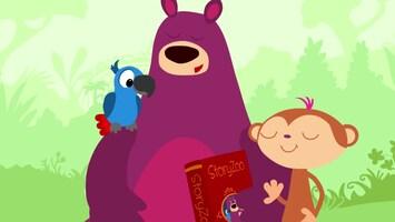 StoryZoo De trein