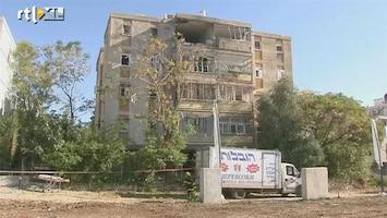 RTL Nieuws Geweld Gazastrook escaleert