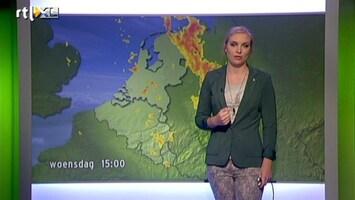 RTL Weer Buienradar Update 24 juli 2013 16:00 uur