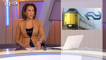RTL Nieuws Vedacht pakket, station Almelo ontruimd