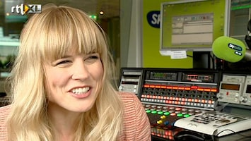 RTL Boulevard Ilse de Lange presentatrice Sky Radio